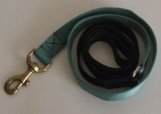 2 Color 1 Ply Leash - Custom Length