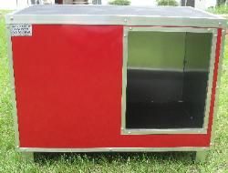 Aluminum Dog Houses
