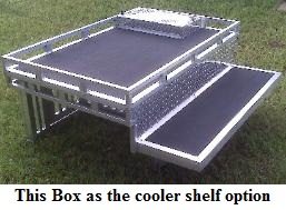This Box has the cooler platform option