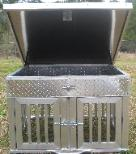 Custom Made Truck Dog Boxes