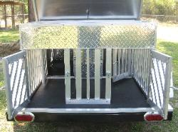 Trailer Dog Box