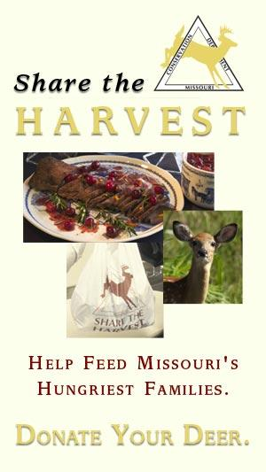 Share the Harvest  -  Help Feed Missouri's Hungriest Families