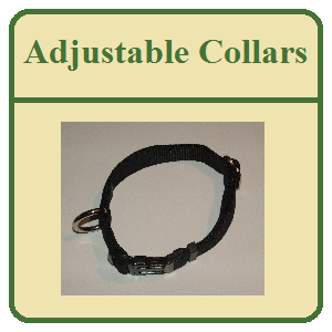Adjustable Nylon Collars