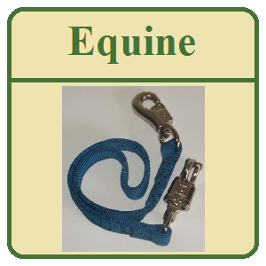 Hunting Leashes - Solid Brass Snaps
