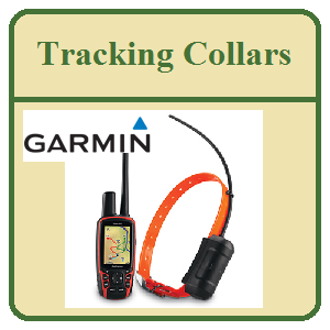 Garmin Astro 320 Receiver & Tracking Collars