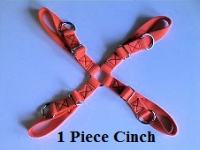 Hog Hobble - 1 Piece Cinch