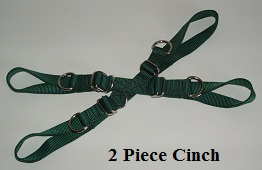 Hog Hobble - 2 Piece Cinch