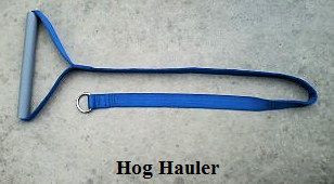Hog Hauler with Handle